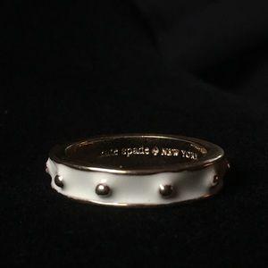 Gold & Creme Kate Spade New York Ring